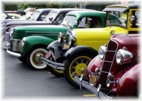 Antique-Cars